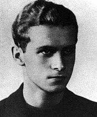 Krzysztof Kamil Baczyński żołnierz-poeta